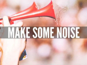 Make some noise for the RDSP