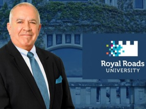 Wayne Strandlund elected Chancellor and Chair of the Board of Governors of Royal Roads University